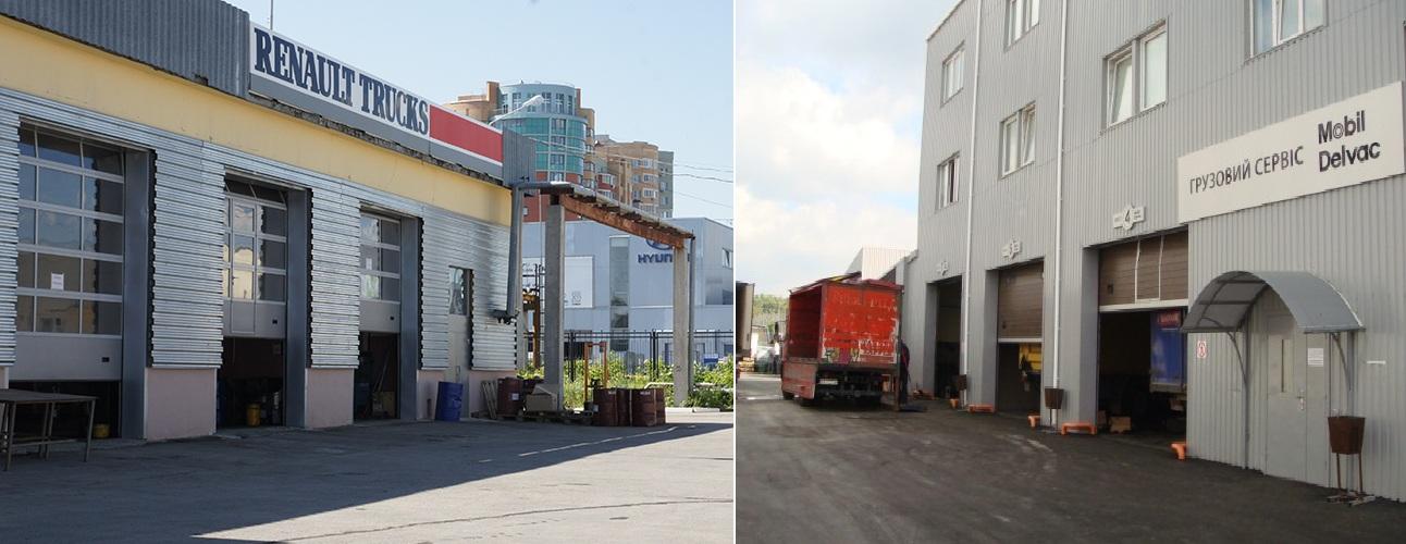 грузовое сто в Минске