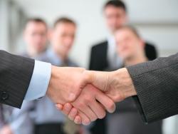 Первый шаг к сотрудничеству