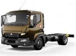 Новая модель грузового городского автомобиля от концерна Renault