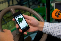 Представлено новое мобильное приложение для настройки комбайнов
