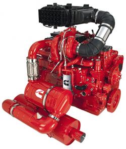 Массовый выпуск дизельных двигателей Cummins стандарта Tier 4 Final