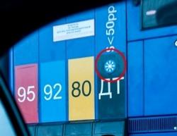 Скоро белорусские АЗС пополнятся зимним дизтопливом