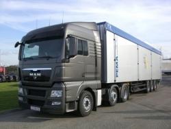 В Азербайджане иностранные грузовики освободили от налога