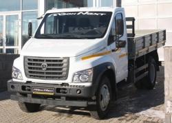 На российском авторынке появится новый грузовик «ГАЗон NEXT»