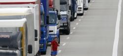 Автоперевозчики из Литвы могут задержаться на российской границе на несколько недель