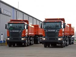 Новый проект Scania и визит Короля Швеции