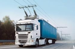 Scania представила электрические грузовые автомобили